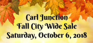 Fall City Wide Sale